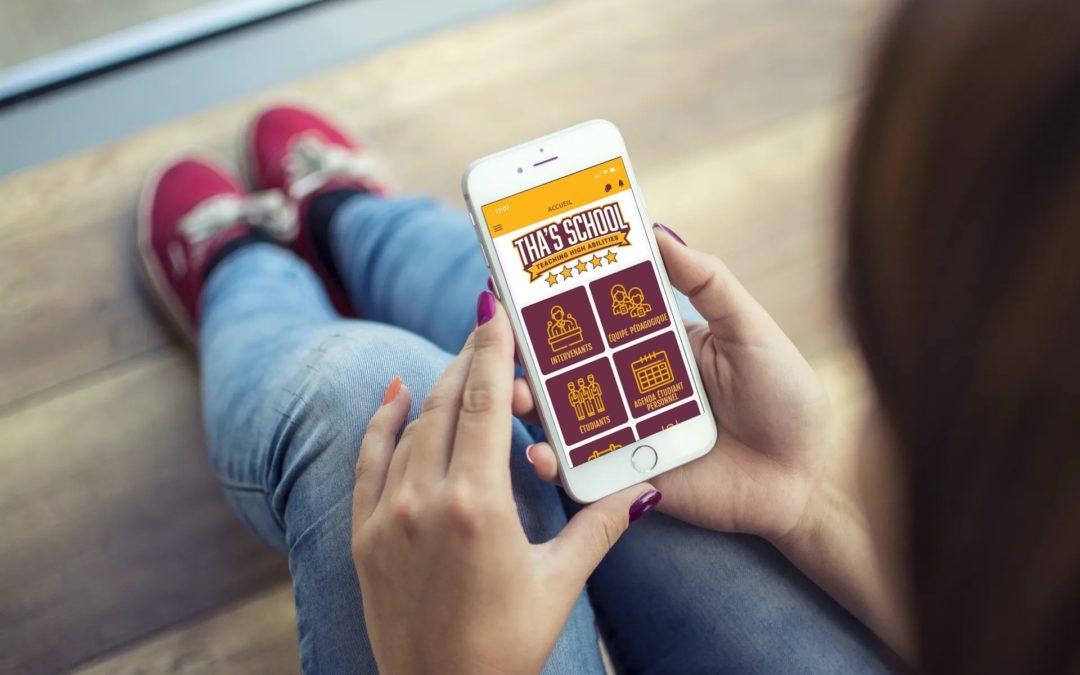 Une application mobile événementielle adaptée aux écoles et universités